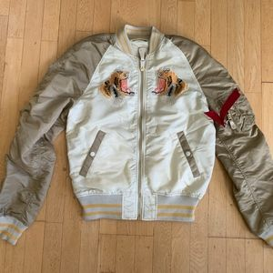 Alpha Industries Jackets & Coats - Alpha Industries Souvenir Jacket Women's Large